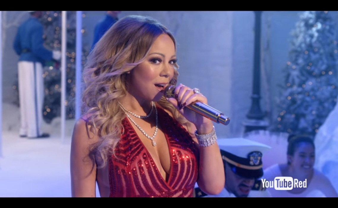 Keys Of Christmas,' Starring Mariah Carey And Rudy Mancuso, Now ...