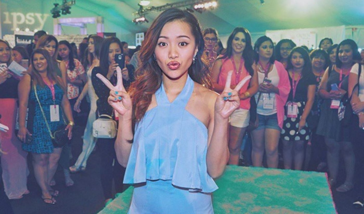 Michelle Phan Raises $105,000 To Fight Child Trafficking For Nonprofit Love146