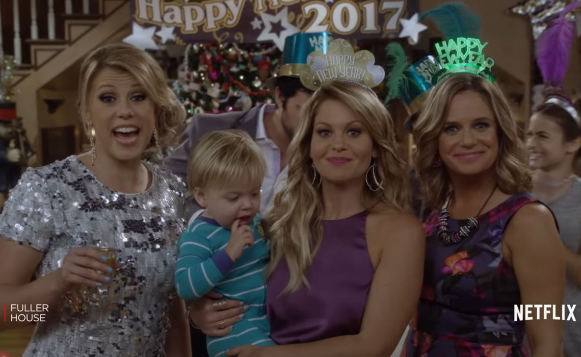Netflix's New Year's Eve Countdown For Parents Will Save Your Midnight Plans