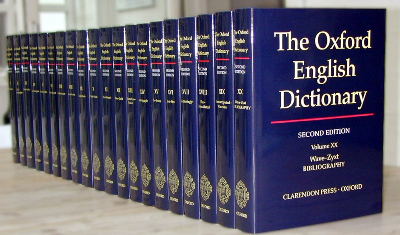 """""""YouTuber"""" Is Now A Word In The Oxford English Dictionary"""