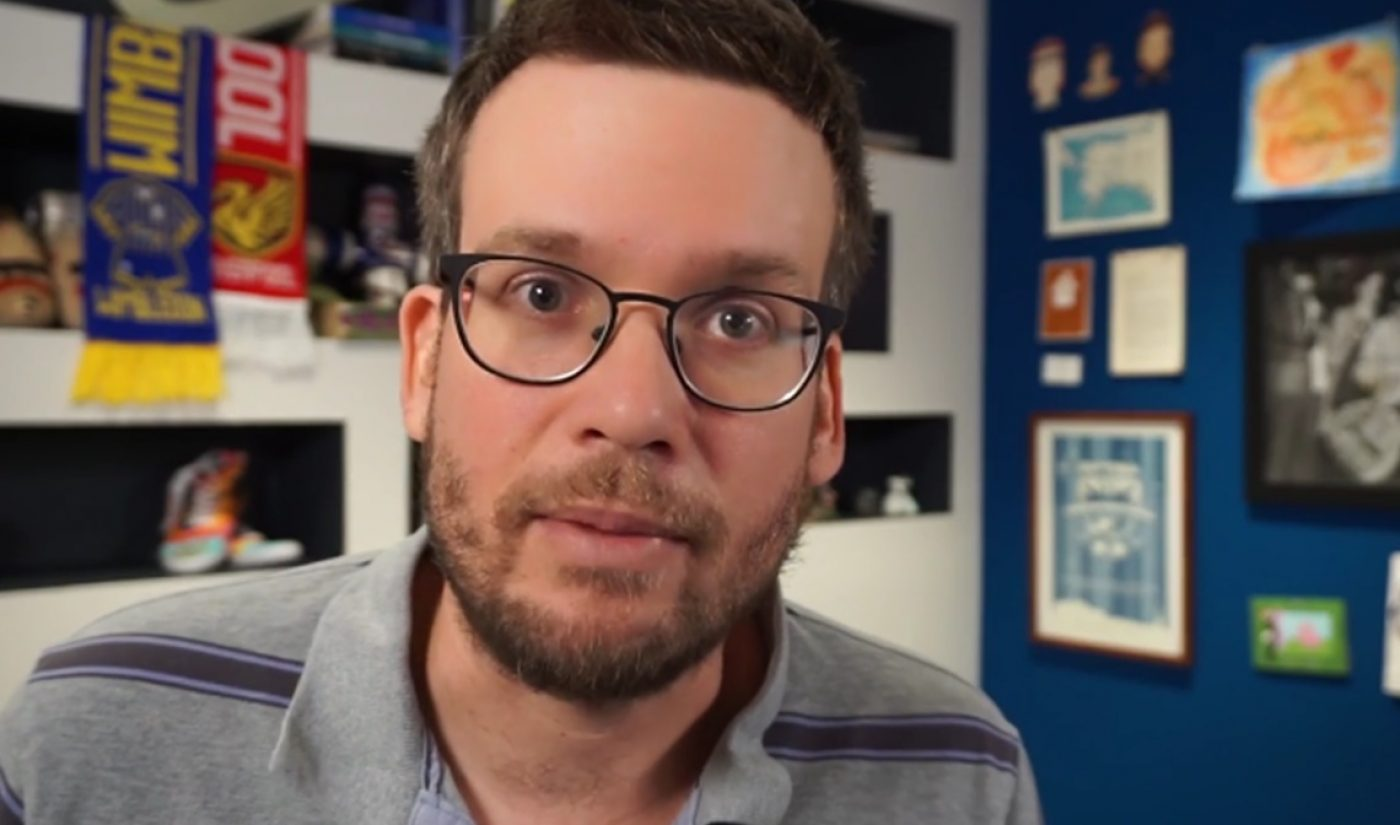 Fund This: Vlogbrothers Hank, John Green Launch Project For Awesome 2016