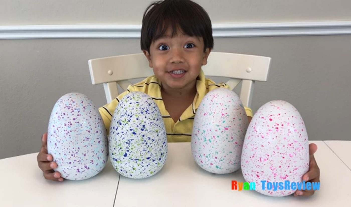 Hit Toy Hatchimals Owes Much Of Its Success To YouTube Unboxing Videos