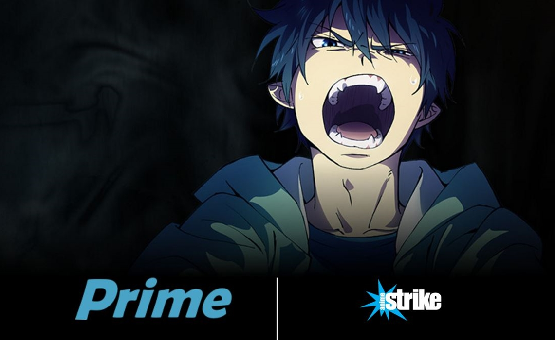 Anime Strike: Amazon's New Premium Anime Streaming Service