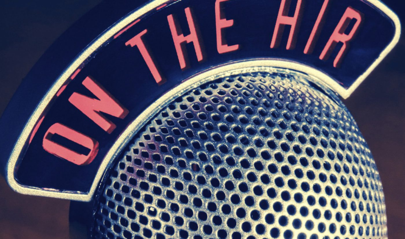 Insights: Sound Check—The Booming World Of Podcasts And Audio Entertainment Beyond Radio