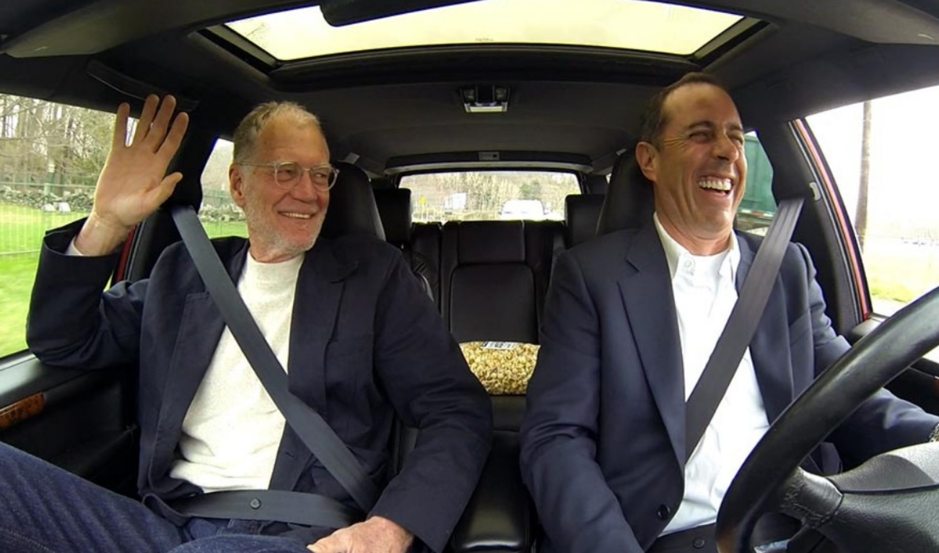 Netflix Snatches Jerry Seinfeld's 'Comedians In Cars Getting Coffee' Away From Crackle