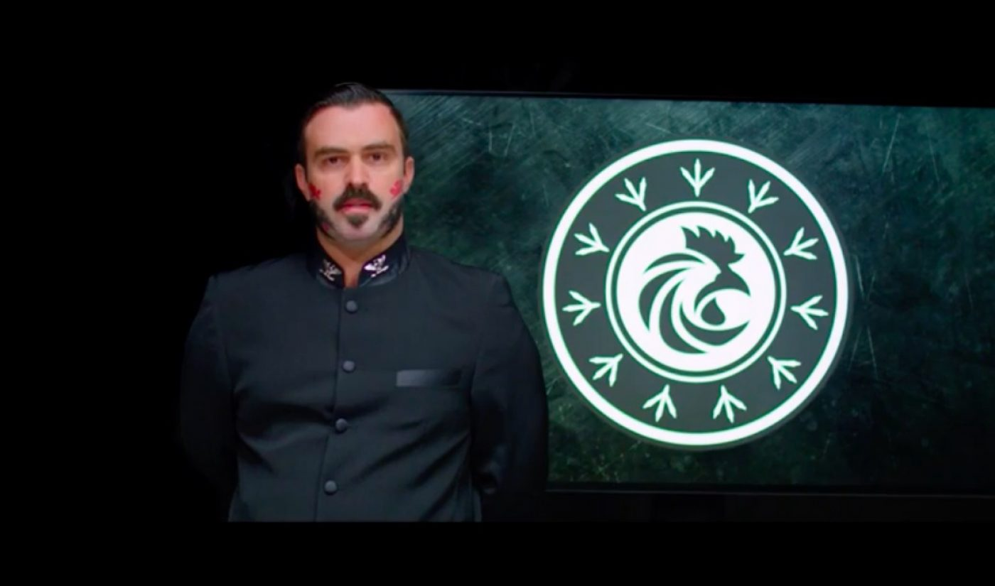 Here's The Trailer For Rooster Teeth's Interactive Murder-Mystery 'The Eleven Little Roosters,' Premiering January 16th (Exclusive)