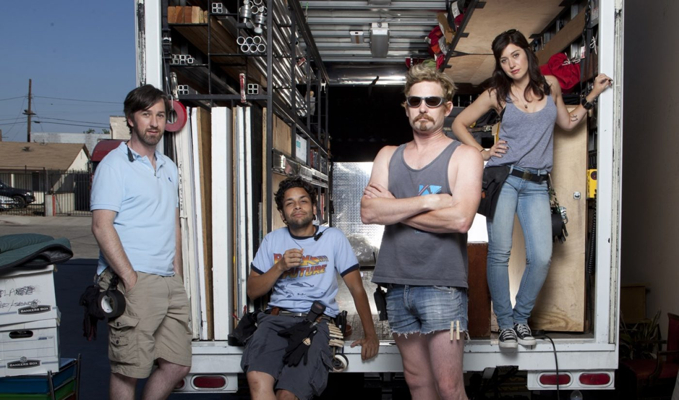 Indie Spotlight: 'Grip & Electric' Plugs In Some Film Set Comedy