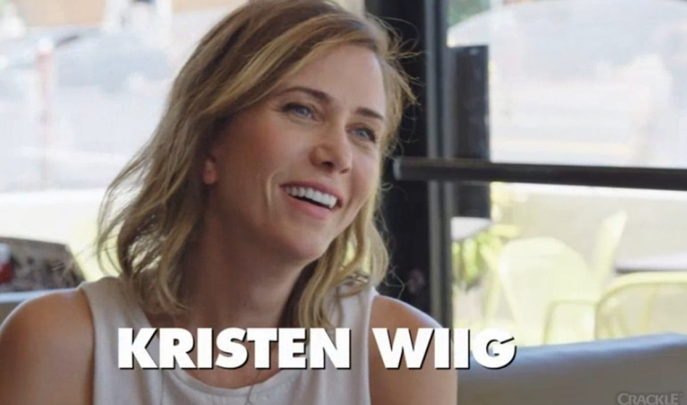 Jerry Seinfeld Chats With Kristen Wiig In Season Nine Premiere Of His Web Series