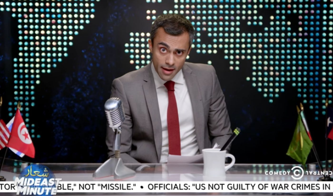 Comedy Central's Latest Web Series Satirizes U.S.-Run News Networks In The Middle East