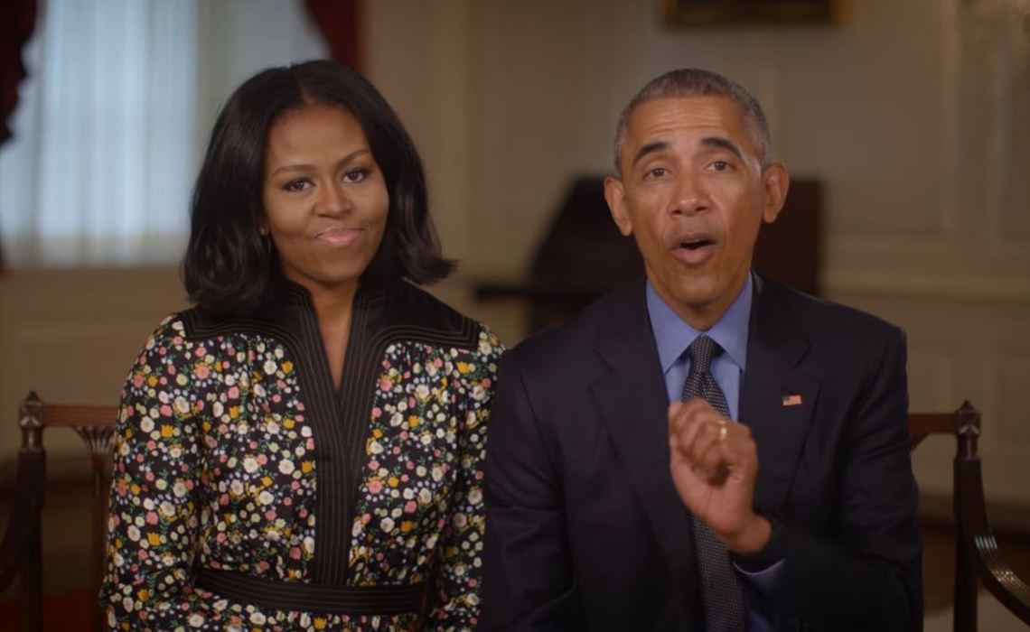 President Obama, Michelle Obama Announce Next Steps In YouTube Video