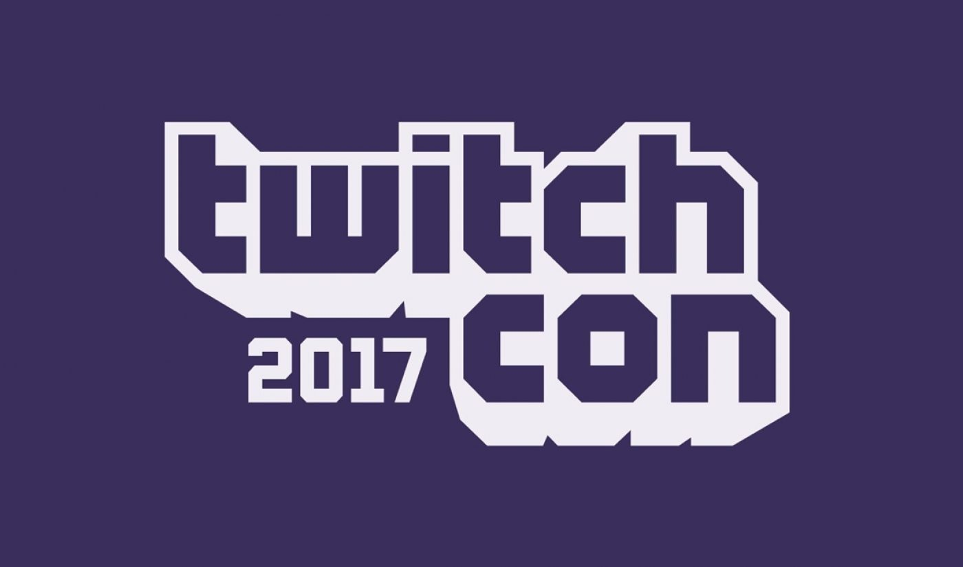 Third TwitchCon To Be Held In October, With Added Focus On Non-Gaming Content