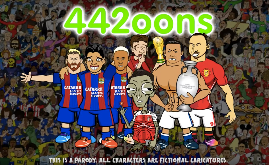 youtube millionaires 442oons animates the ridiculous