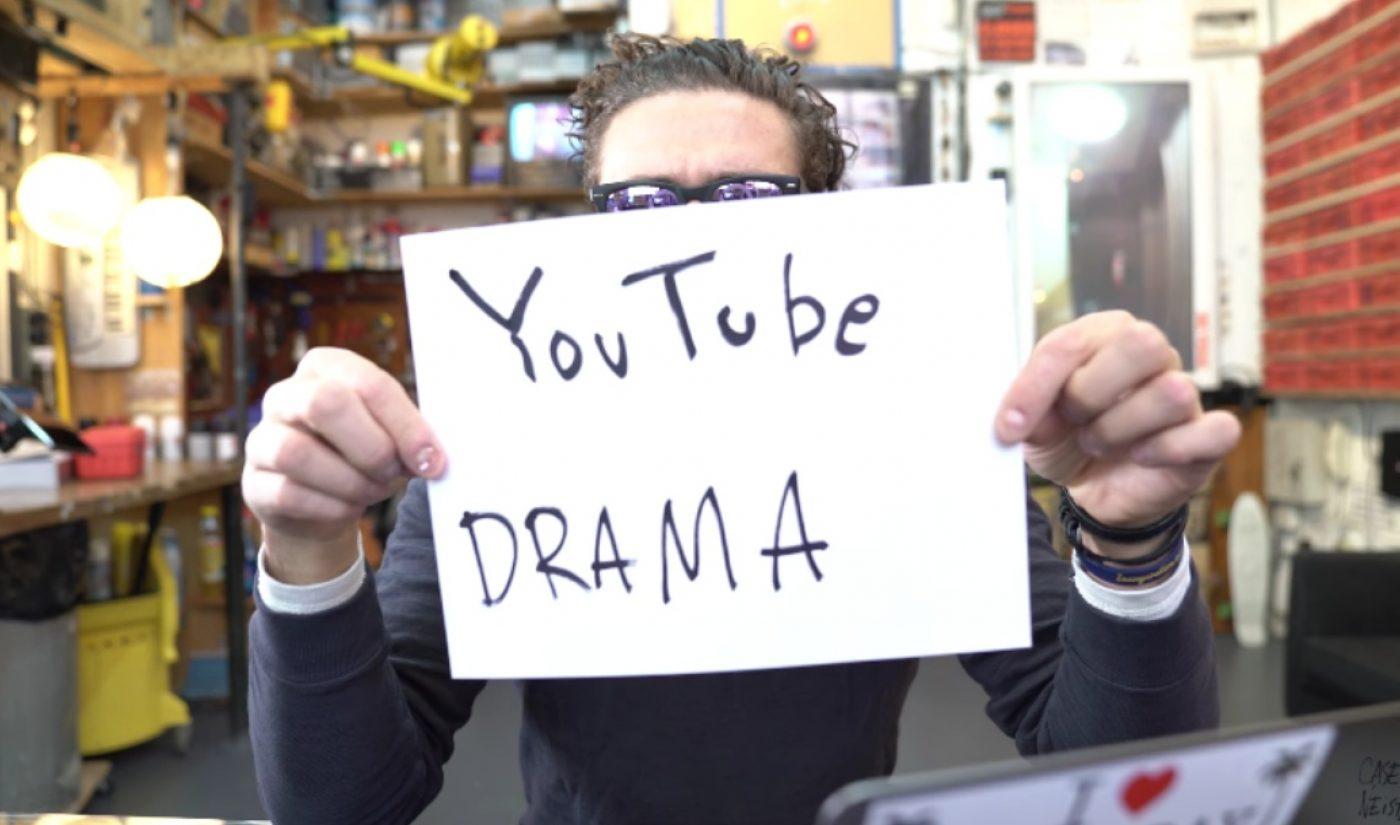 Creators Cry Foul After YouTube Demonetizes Casey Neistat's #LoveArmyLasVegas Video