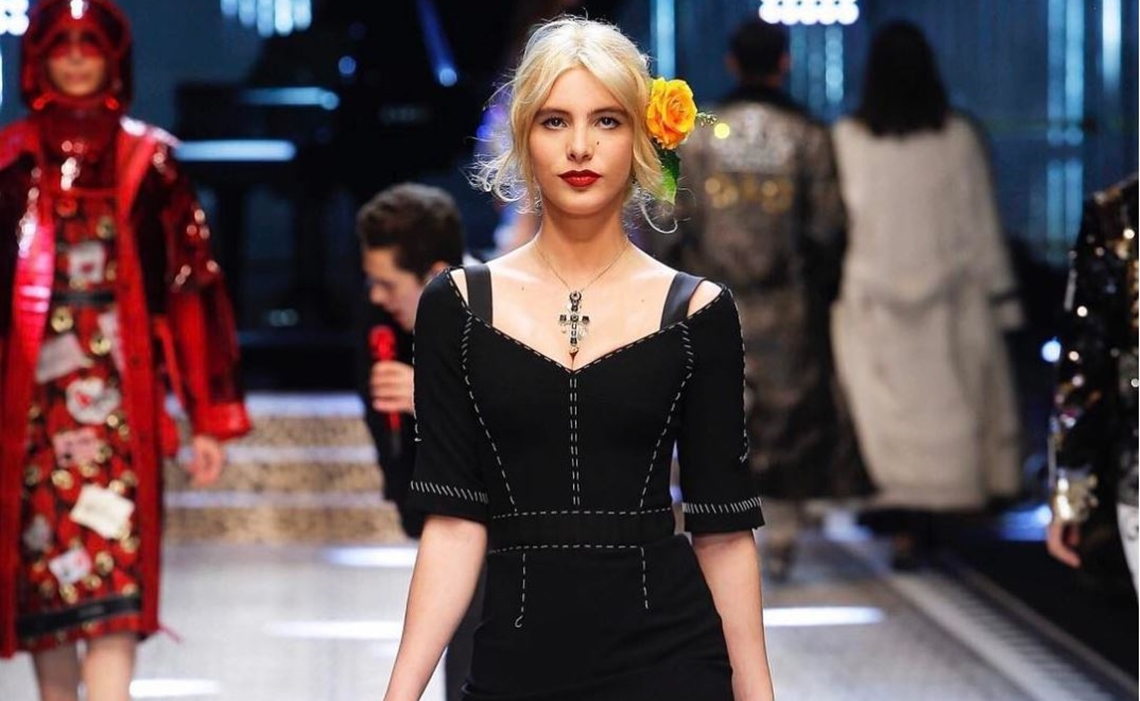 Dolce Gabbana Bloggers Fashion Show