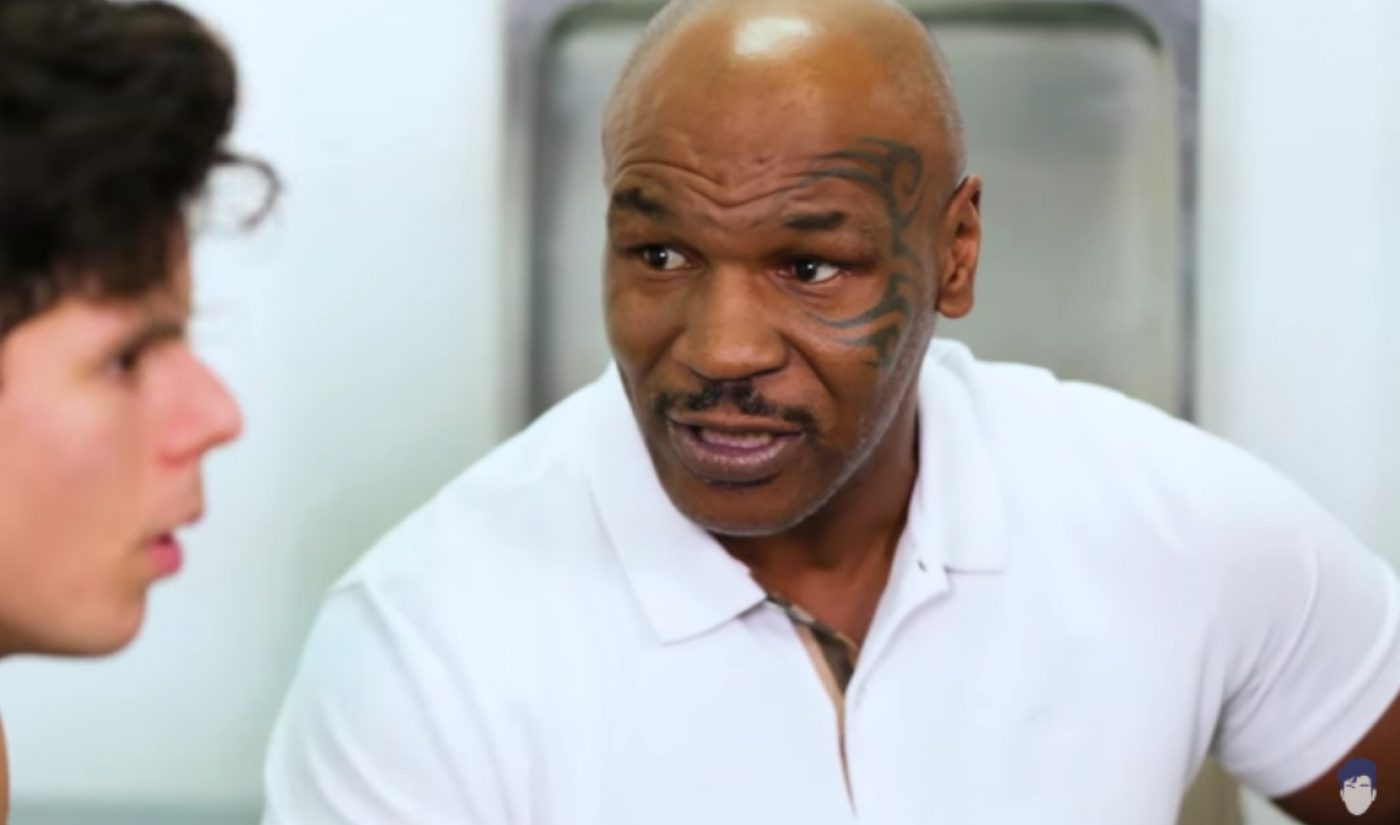 Mike Tyson Is Getting His Own Web Series On YouTube