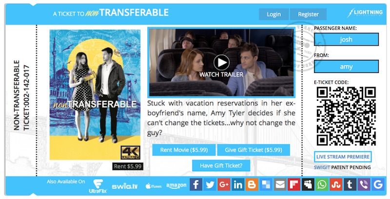 non-transferrable-e-ticket