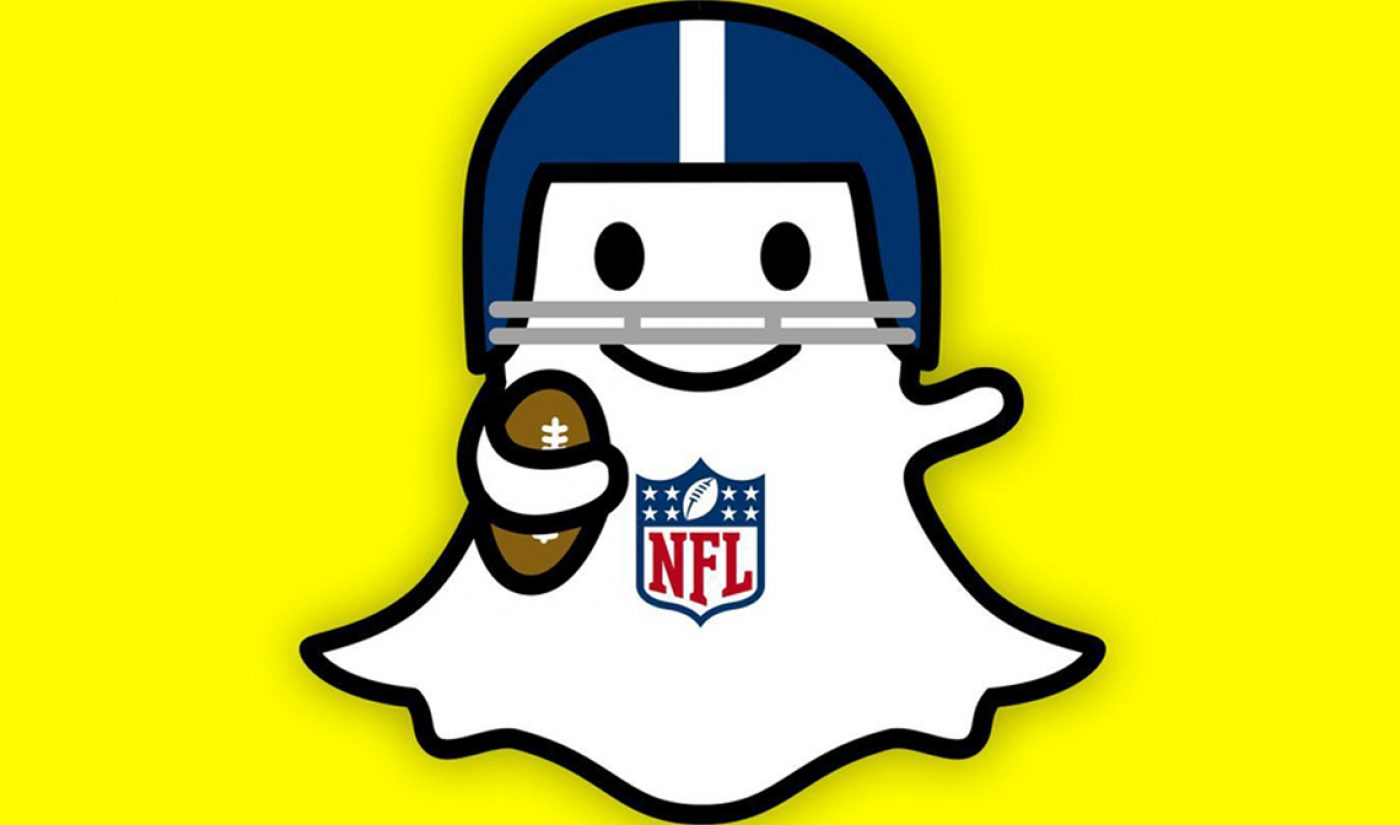 """Yes, We Finally Have Digital's Super Bowl Ad: Snapchat Lenses Create A """"Big Game"""" For Digital"""