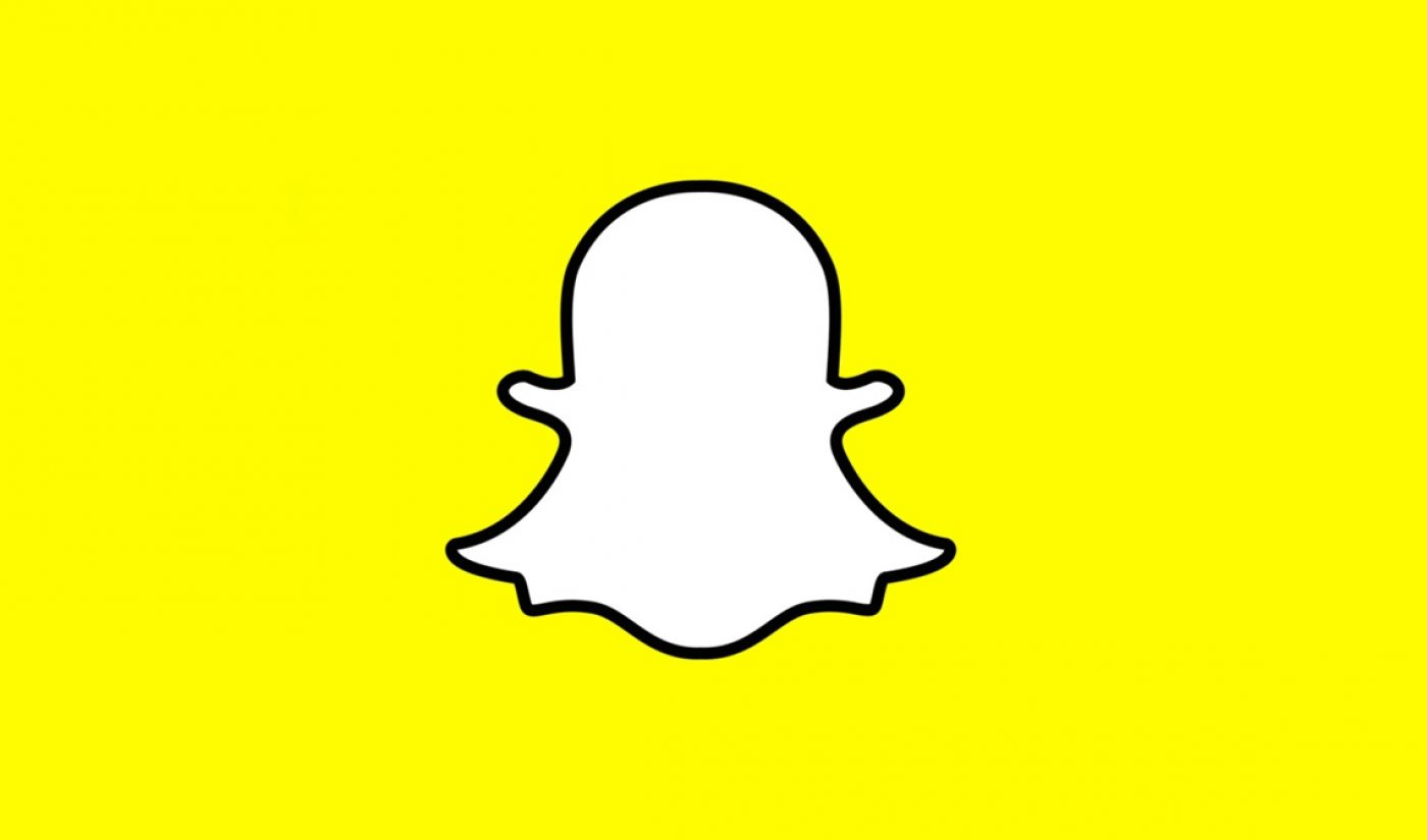 Time Warner Will Produce $100 Million Worth Of Original Shows For Snapchat