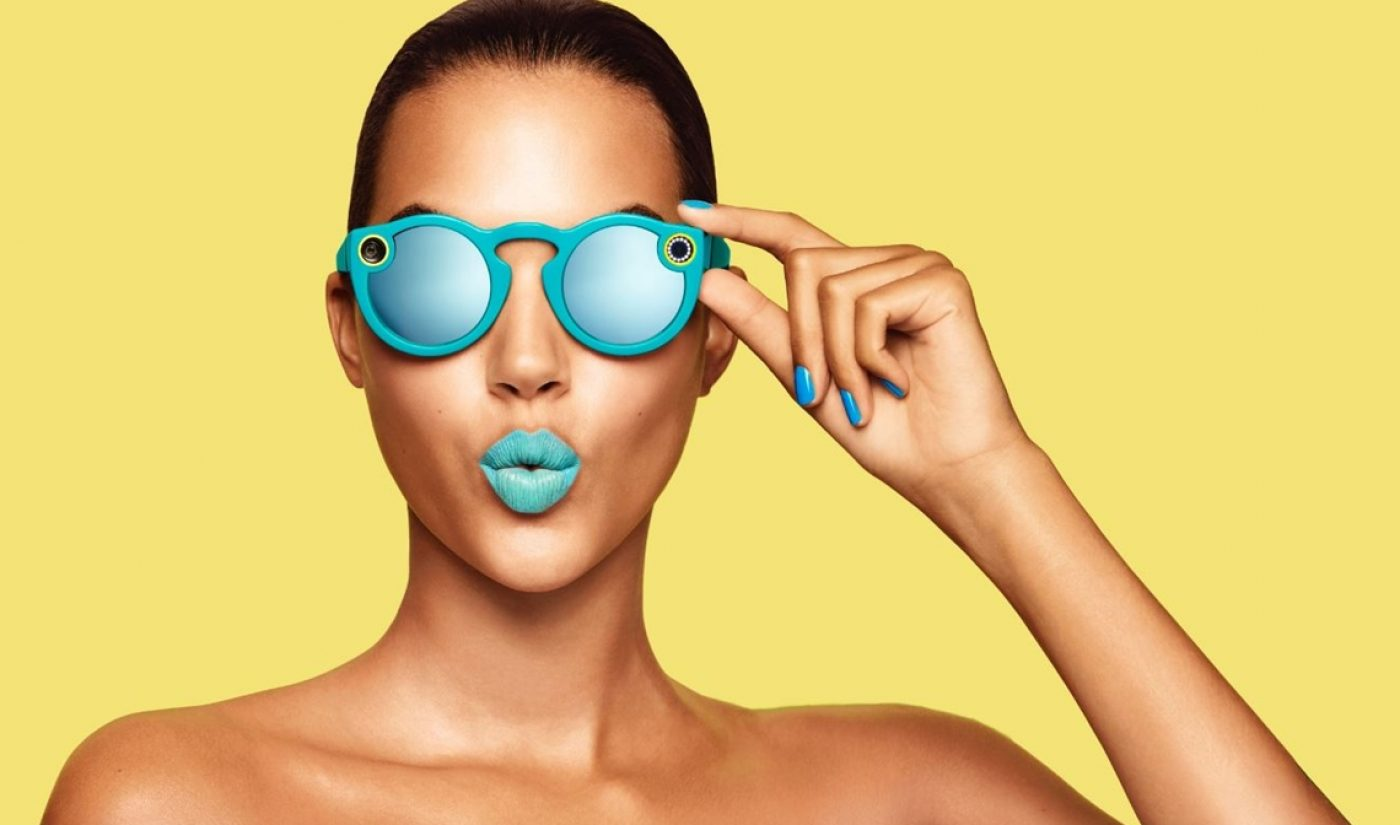 Snap Has Hundreds Of Thousands Of Unsold Spectacles Sitting In Warehouses (Report)