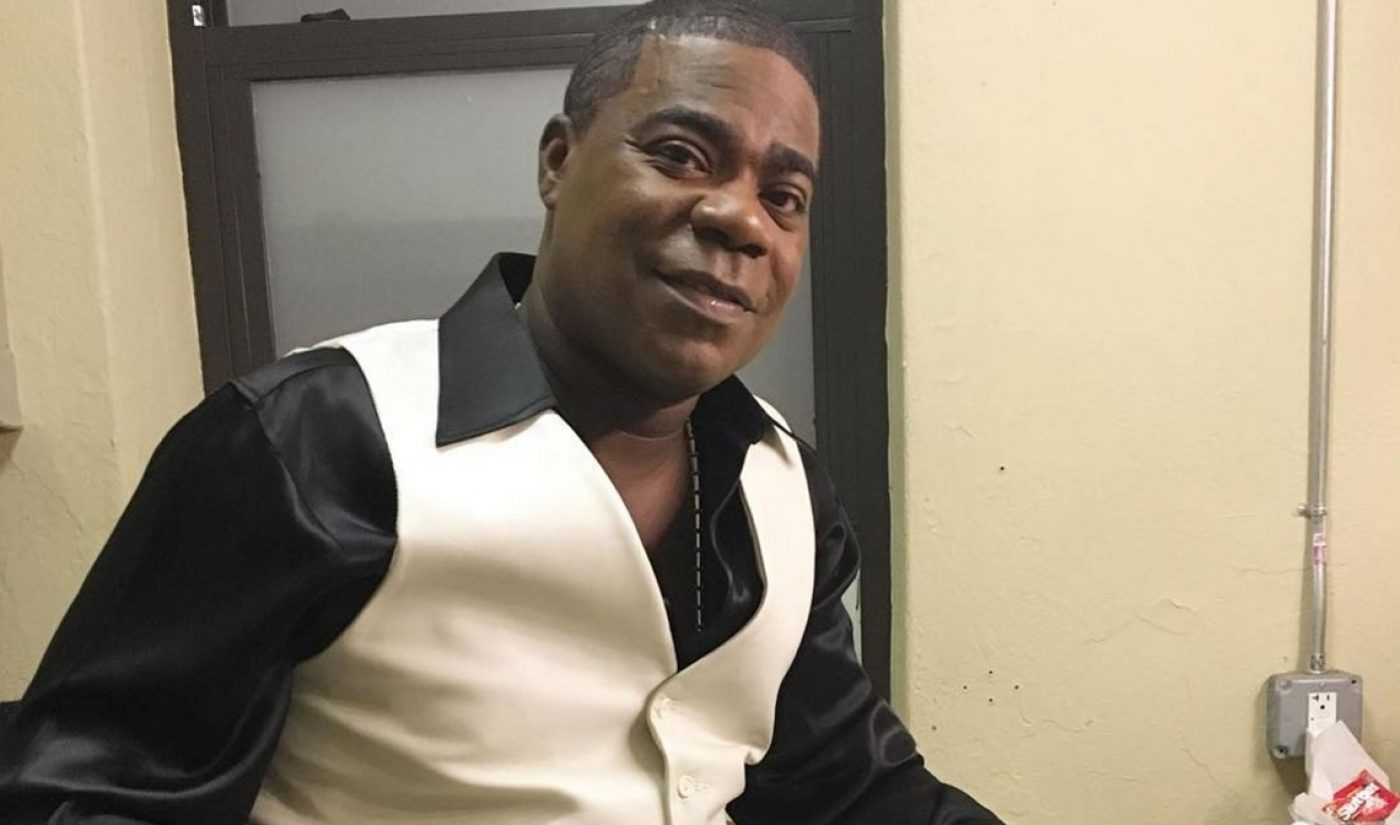 Netflix Adds Stand-Up Specials From Tracy Morgan, Louis C.K. To Growing Comedy Roster