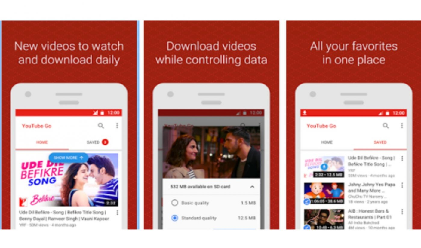 YouTube Go App, Which Lets Users Save Videos For Offline Viewing, Is Now In Beta