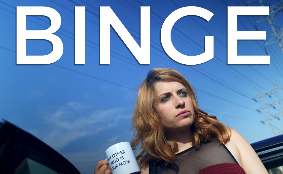 Binge-web-series