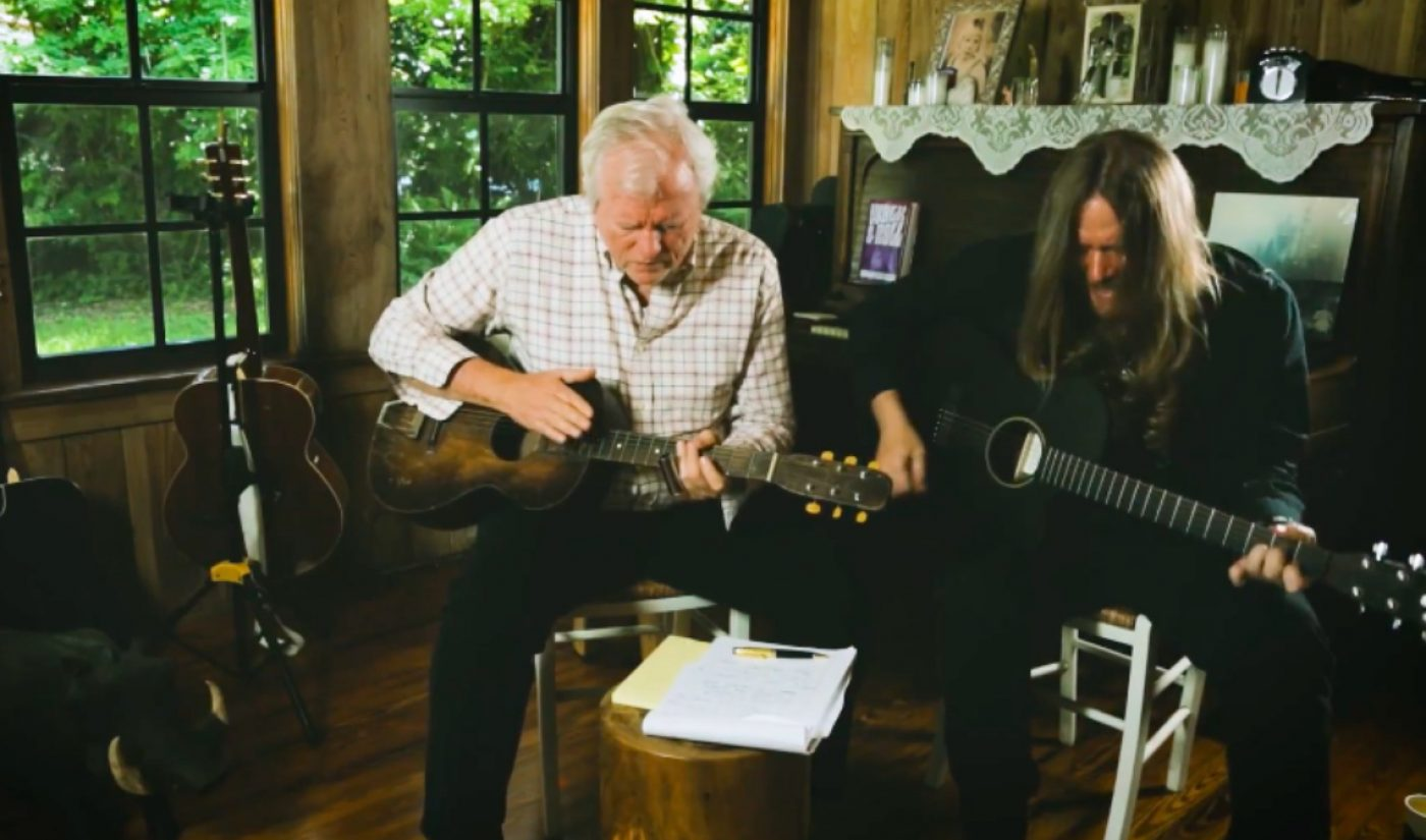 Indie Spotlight: 'Adventures In Songwriting' Is A Musical Series With A Fresh Format