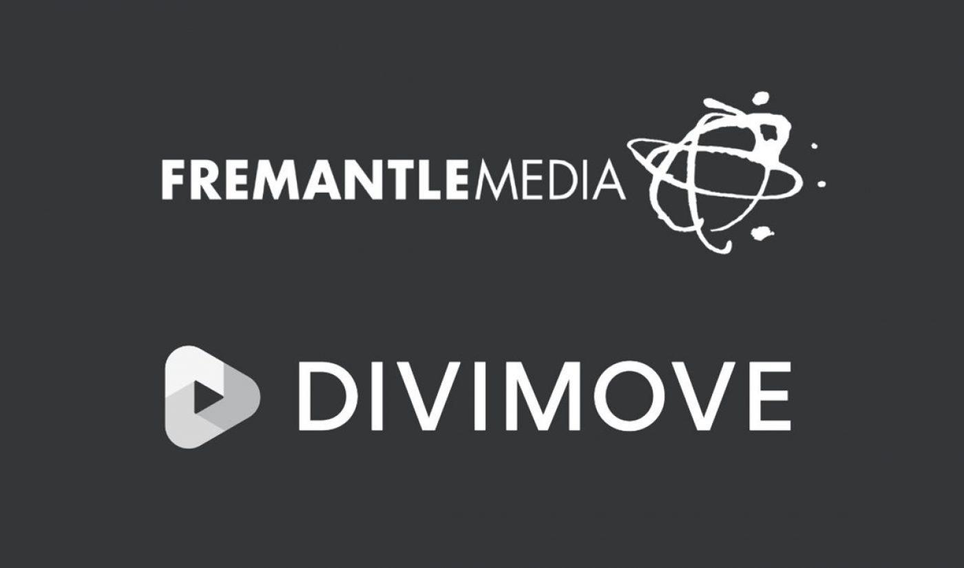 FremantleMedia Ups Investment In Top European Digital Network Divimove