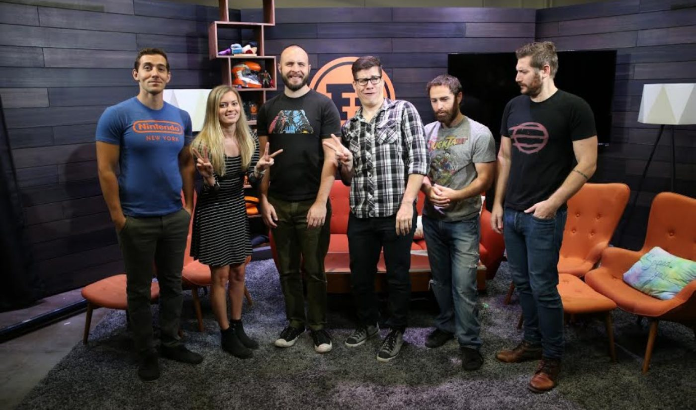 """YouTube Millionaires: Funhaus Sees Itself As """"A Comedy Channel First, Gaming Channel Second"""""""