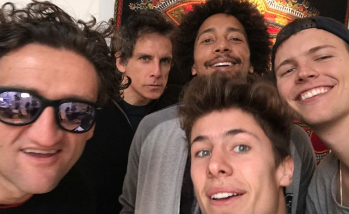 Jérôme Jarre Casey Neistat Ben Stiller More Launch GoFundMe To Fight Somalia Famine