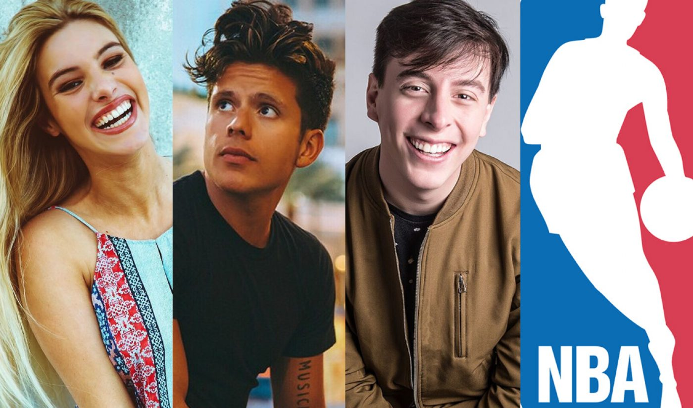 Lele Pons, Rudy Mancuso, NBA, Thomas Sanders, Turner Sports, And WAY More In Running For BEST VINES EVER!
