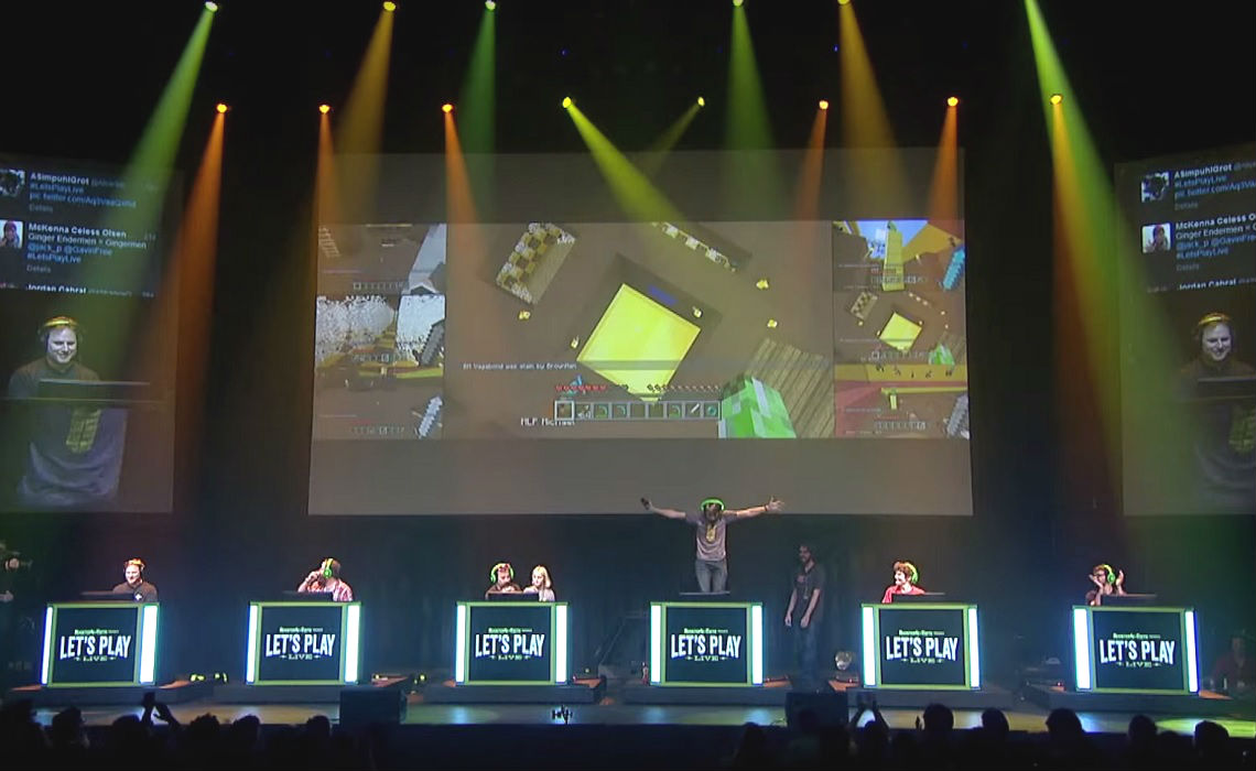 Rooster Teeth To Expand 'Let's Play Live' Franchise With