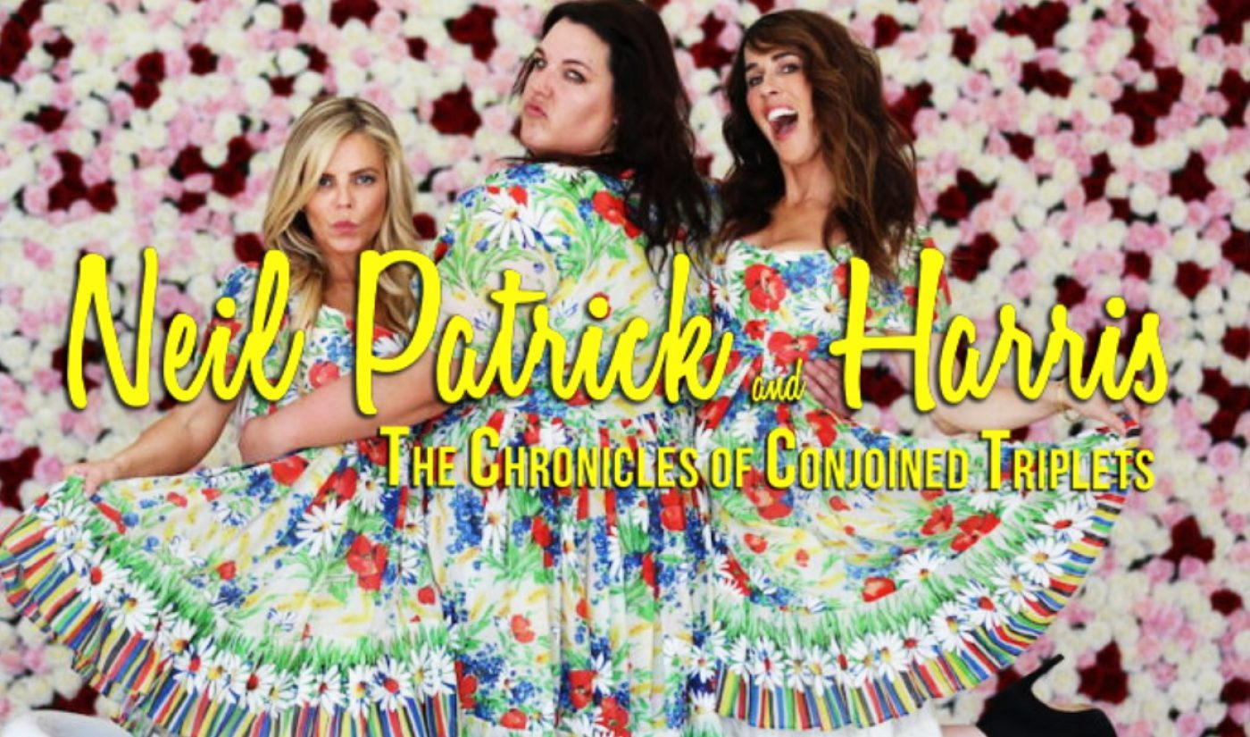 Indie Spotlight: 'Neil, Patrick, And Harris' Is Conjoined-Triplet Comedy