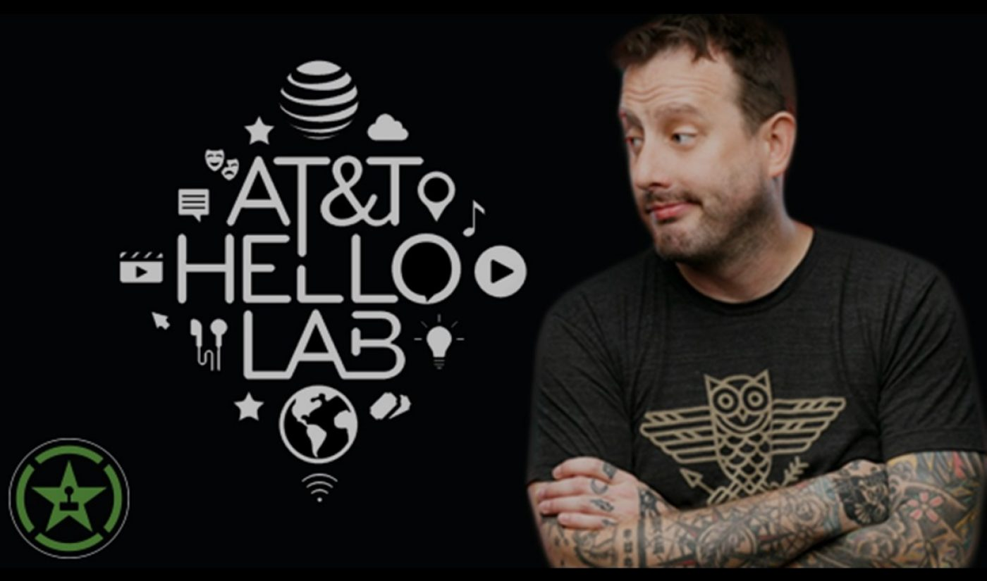AT&T, Fullscreen's Hello Lab To Return With More Shows From Rooster Teeth And Others