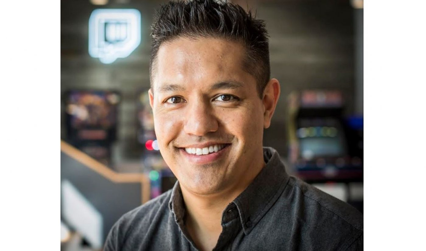 Twitch Appoints Former Ellation Exec Michael Aragon SVP Of Content