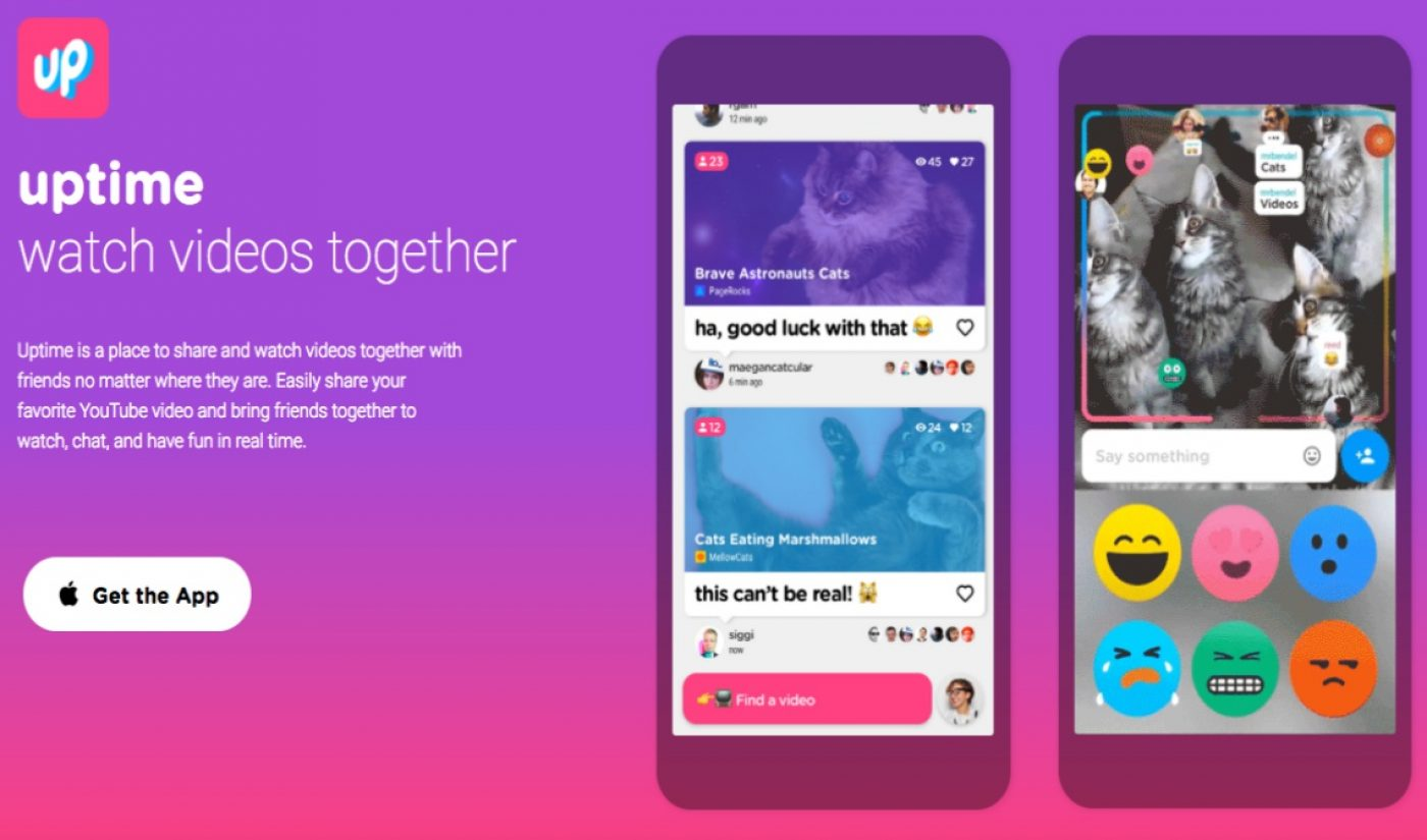 Google's Uptime App Promotes Collaborative YouTube Viewing