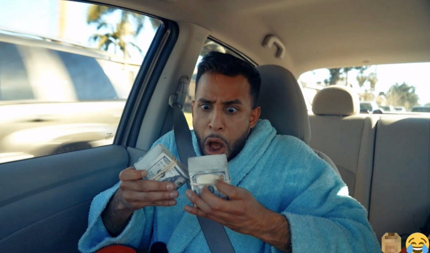 """YouTube Millionaires: Anwar Jibawi Loves To """"Appeal To All Types Of Cultures"""""""
