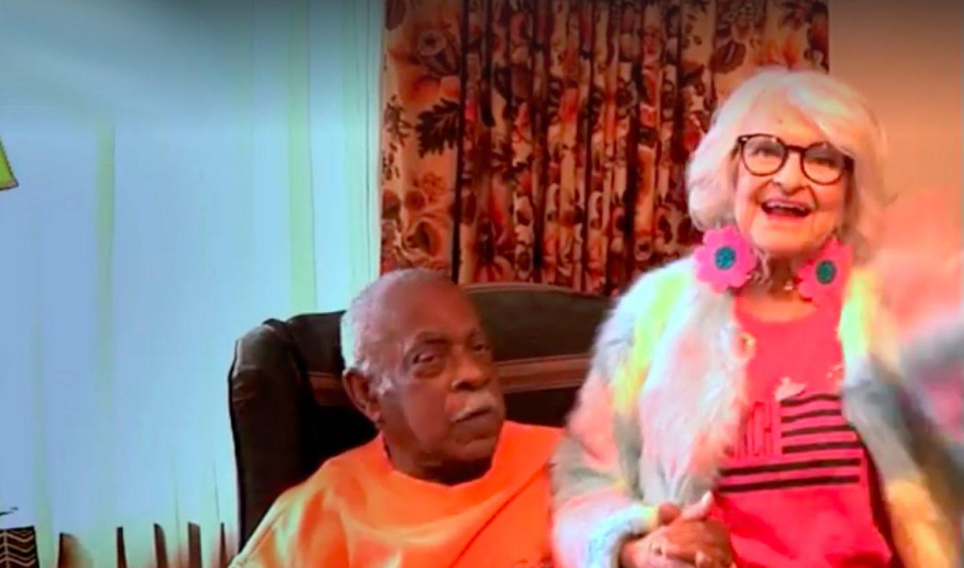 88-Year-Old Instagram Star Baddie Winkle Delivers For Meals On Wheels