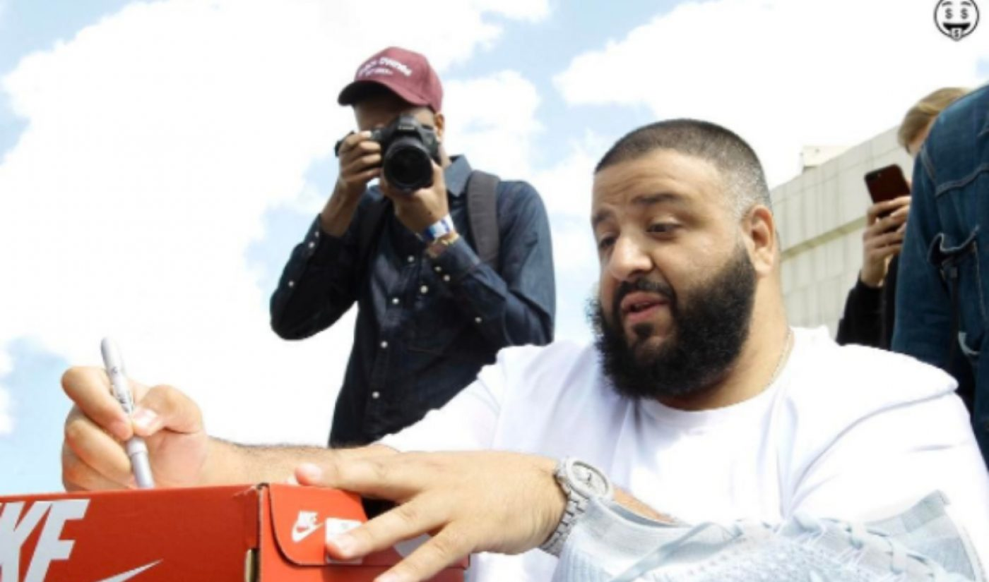 DJ Khaled Gives Back To His Fans With Instagram Web Series