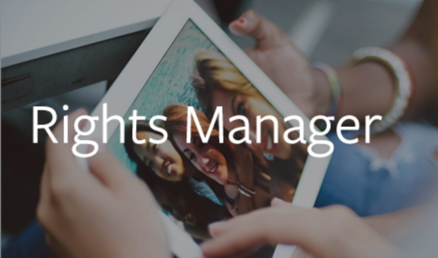 Facebook Extends 'Rights Manager' Copyright Tool To Instagram Videos