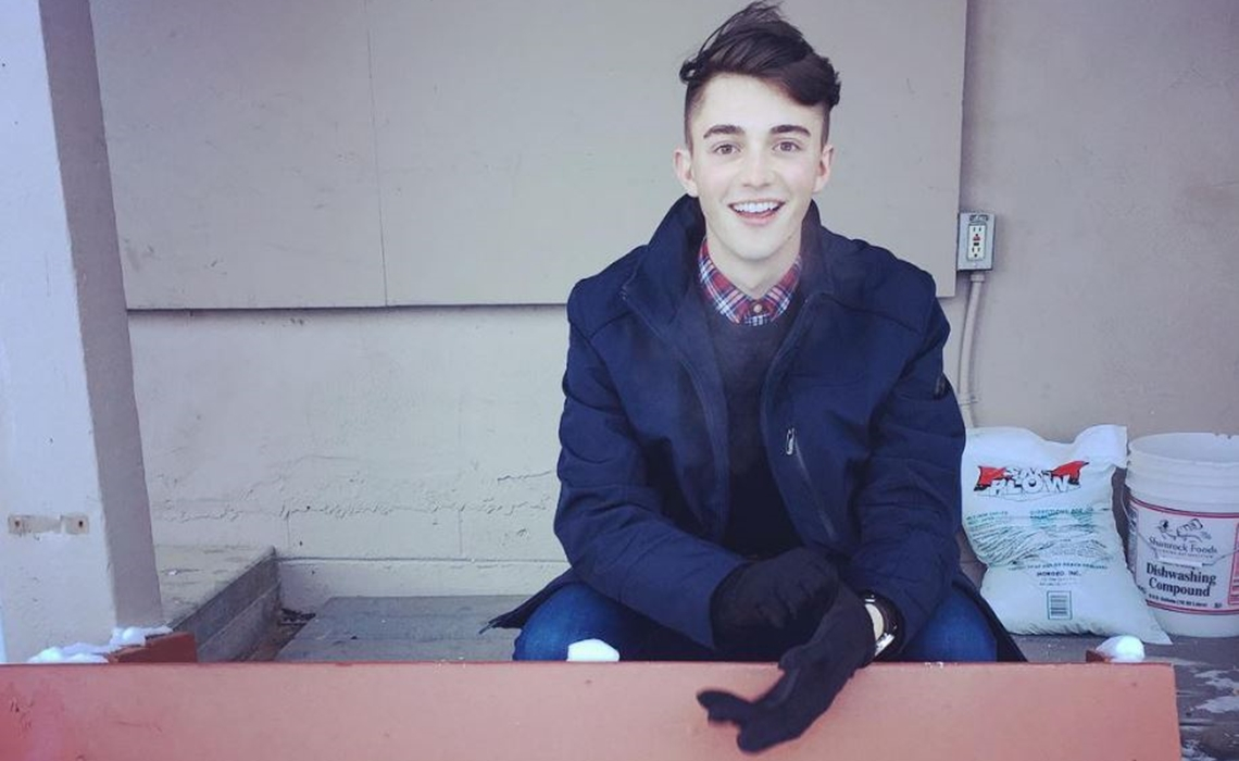 Viral Musician Greyson Chance Signs With Management Firm ...