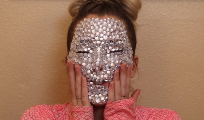 Latest YouTube Trend Sees Creators Gluing Random Objects To Their Faces