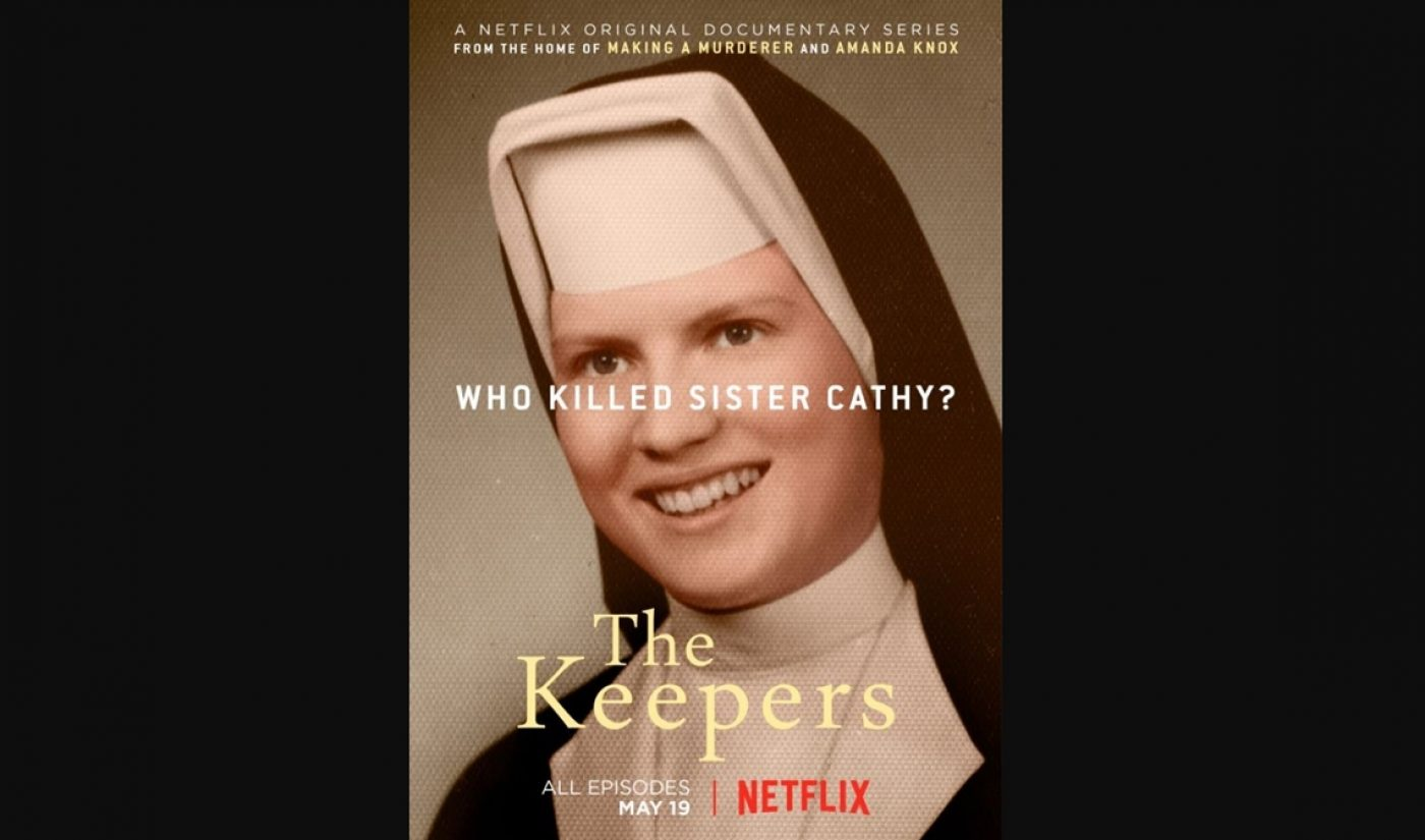 Netflix's Next True Crime Series, 'The Keepers', Chronicles Murder Of Baltimore Nun