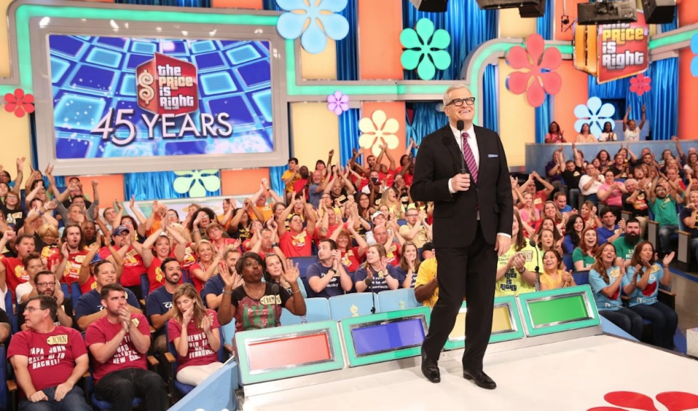 'The Price Is Right' Decides Social Media Is Awesome This Week