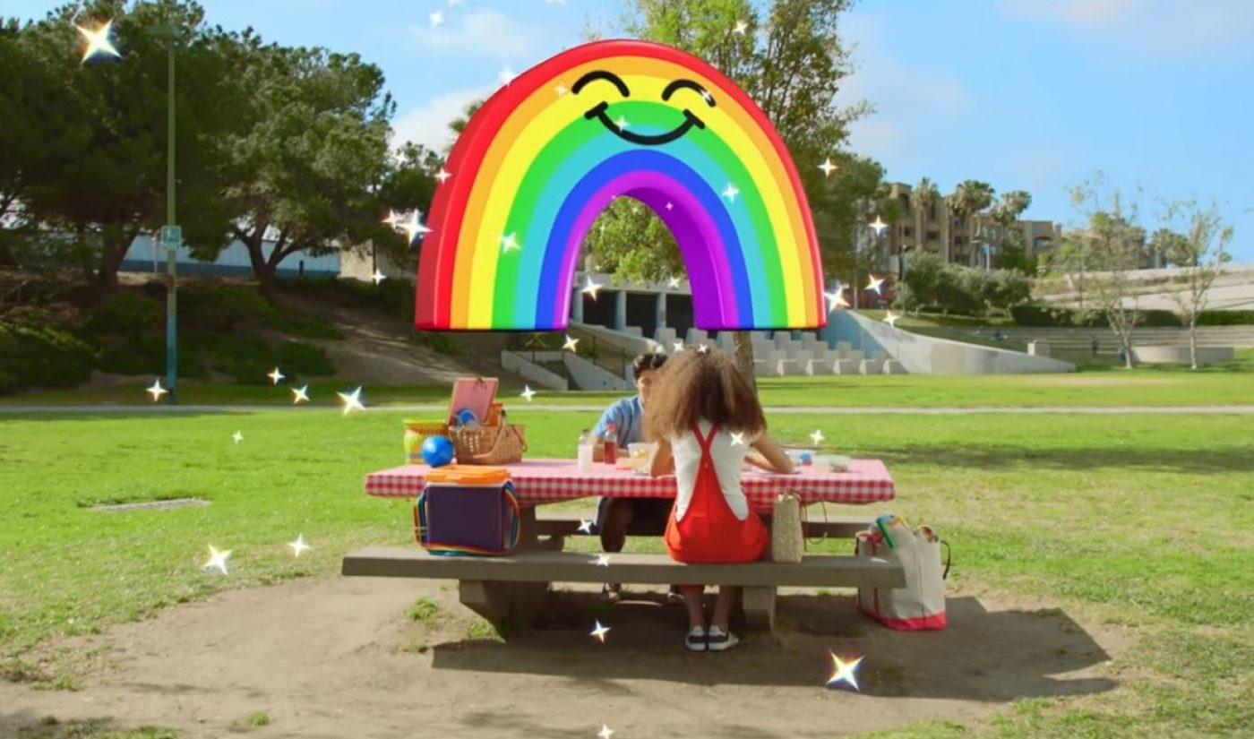 Snapchat Unveils 'World Lenses', Augmented Reality For Your Rear-Facing Camera