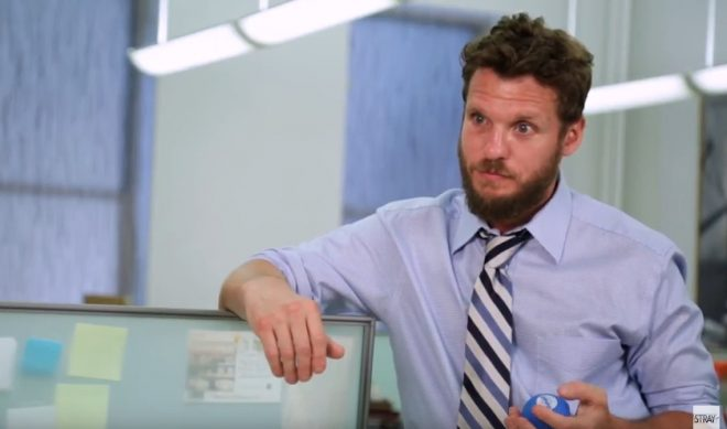 """Diary Of A Web Series: Casting The Boss With A """"Thousand-Yard Stare"""""""