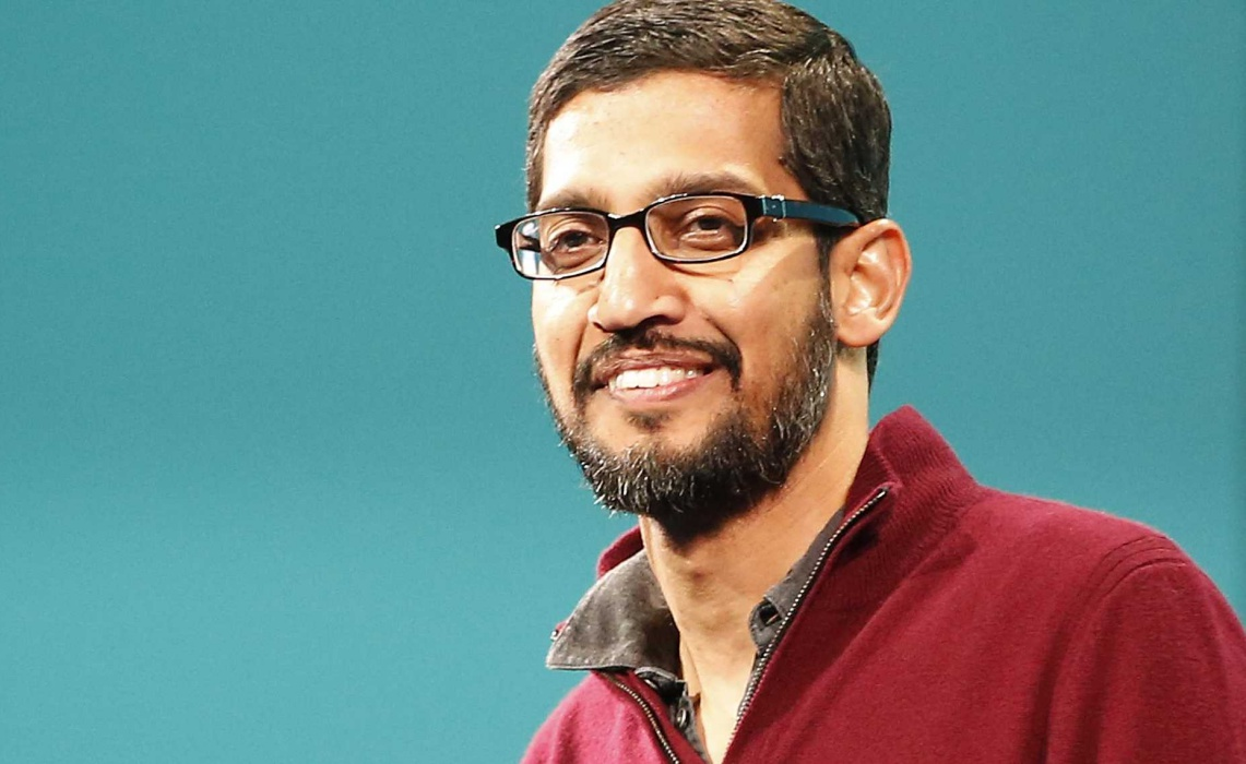 """Google CEO Apologizes To LGBTQ+ Staffers After YouTube Firestorm: """"You Are A Source Of Pride For Us"""""""