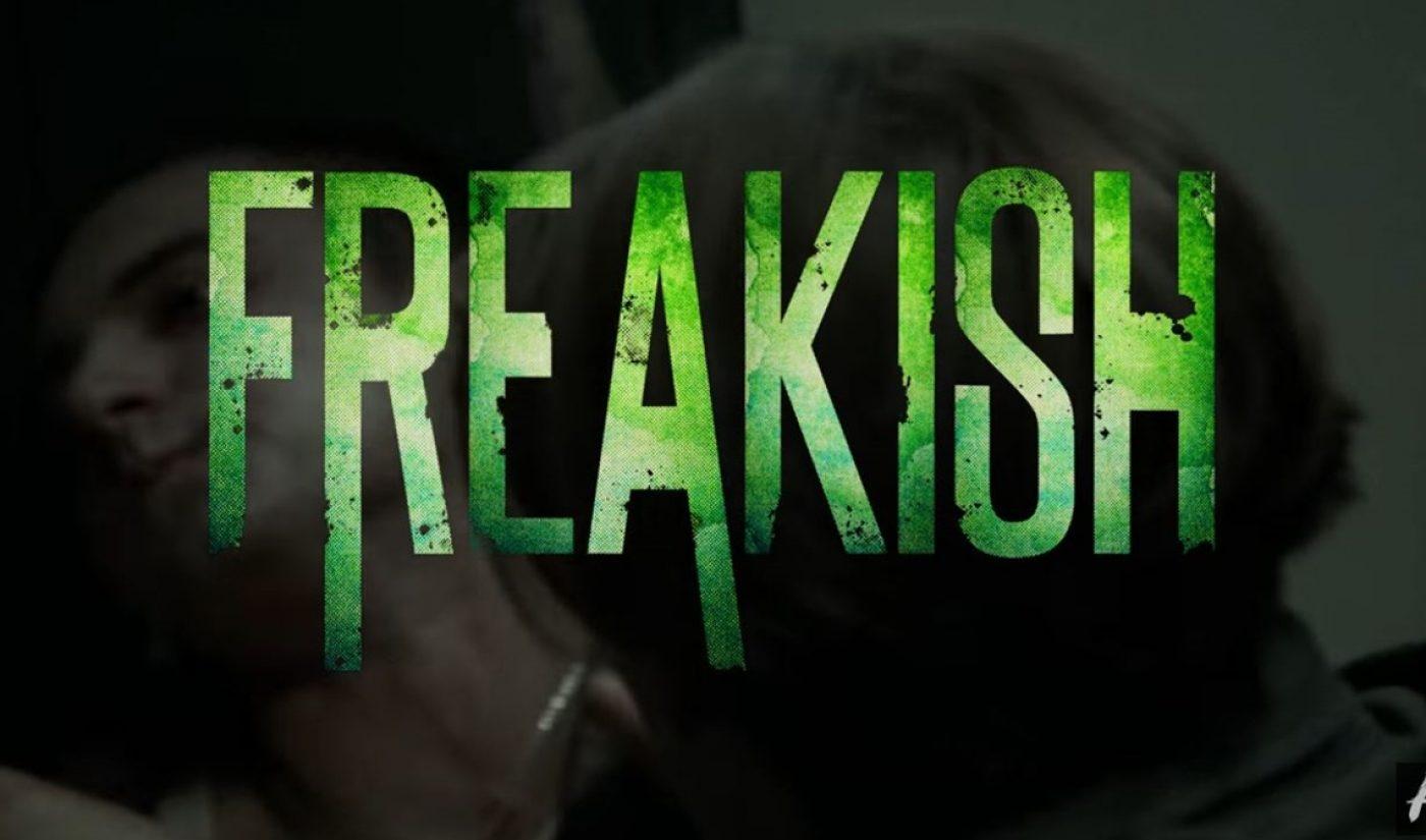 AwesomenessTV Renews 'Freakish', Will Debut Nash Grier Thriller 'You Get Me' On Netflix