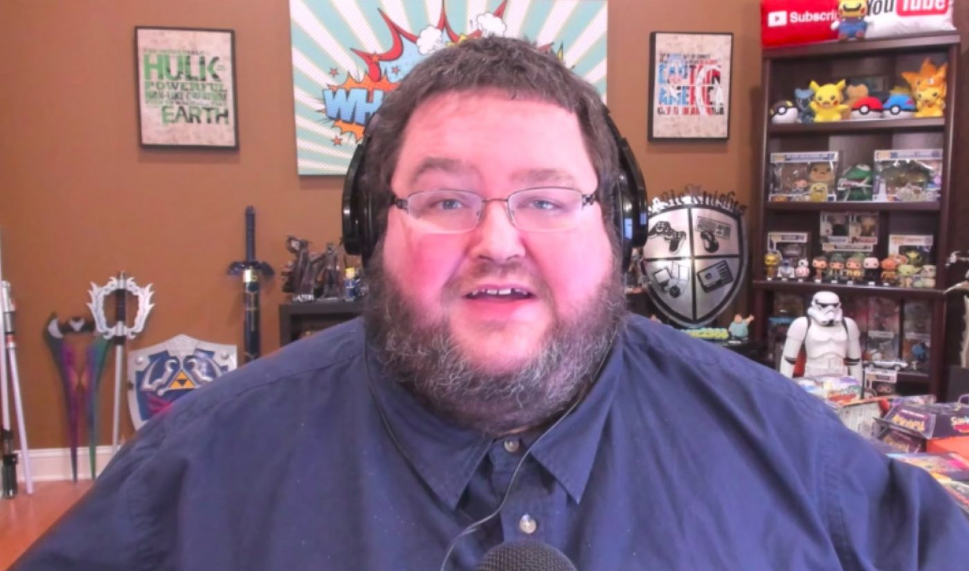 Boogie2988, A Big Star On YouTube, Opts For Gastric Bypass Surgery In Attempt To Slim Down