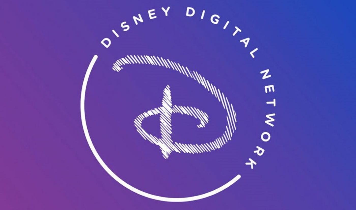 Disney Forms New Entity Combining Maker Studios With Rest Of Its Digital Brands